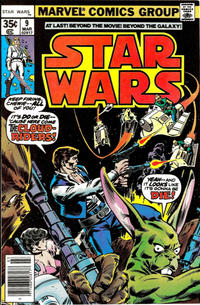 Cover Thumbnail for Star Wars (Marvel, 1977 series) #9 [Regular Edition]