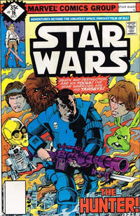 Cover Thumbnail for Star Wars (Marvel, 1977 series) #16 [Whitman]