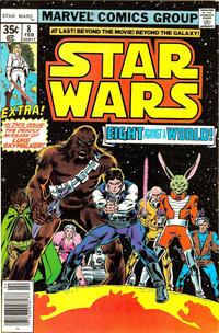 Cover Thumbnail for Star Wars (Marvel, 1977 series) #8 [Regular Edition]
