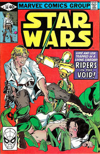 Cover Thumbnail for Star Wars (Marvel, 1977 series) #38 [Direct Edition]