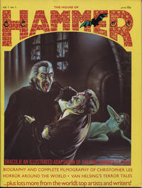 Cover Thumbnail for The House of Hammer (General Books, 1976 series) #v1#1