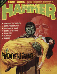 Cover Thumbnail for The House of Hammer (General Books, 1976 series) #V2#1 (#13)