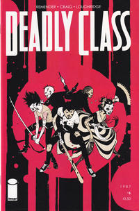 Cover Thumbnail for Deadly Class (Image, 2014 series) #6