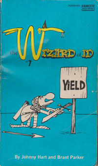 Cover Thumbnail for The Wizard of Id / Yield (Gold Medal Books, 1974 series) #7 (R2943)