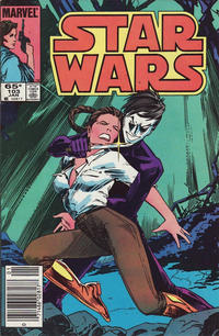 Cover Thumbnail for Star Wars (Marvel, 1977 series) #103 [Newsstand]