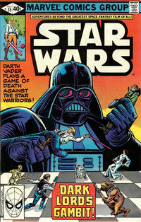 Cover Thumbnail for Star Wars (Marvel, 1977 series) #35 [Direct]