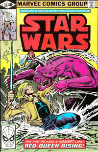 Cover Thumbnail for Star Wars (Marvel, 1977 series) #36 [Direct]