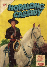 Cover Thumbnail for Hopalong Cassidy (Editorial Novaro, 1952 series) #106