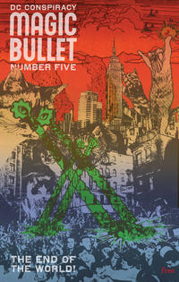 Cover Thumbnail for Magic Bullet (D.C. Conspiracy, 2010 series) #5