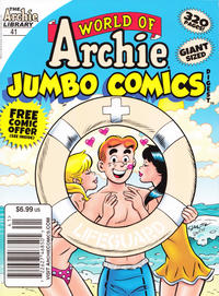 Cover Thumbnail for World of Archie Double Digest (Archie, 2010 series) #41 [Newsstand]