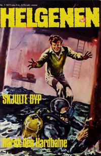 Cover Thumbnail for Helgenen (Semic, 1977 series) #1/1977