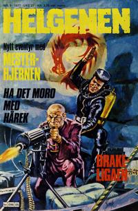 Cover Thumbnail for Helgenen (Semic, 1977 series) #5/1977