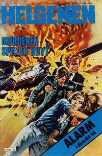Cover Thumbnail for Helgenen (Semic, 1977 series) #6/1977