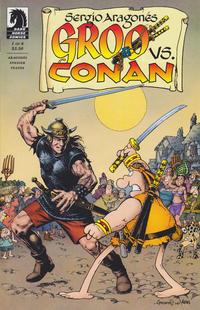 Cover Thumbnail for Groo vs. Conan (Dark Horse, 2014 series) #1
