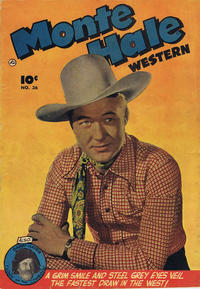 Cover Thumbnail for Monte Hale Western (Anglo-American Publishing Company Limited, 1948 series) #36