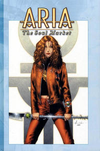Cover Thumbnail for Aria: The Soulmarket (Image, 2003 series)