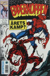 Cover Thumbnail for Edderkoppen (Semic Interpresse, 1991 series) #113