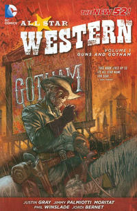 Cover Thumbnail for All Star Western (DC, 2012 series) #1 - Guns and Gotham