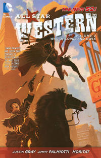 Cover Thumbnail for All Star Western (DC, 2012 series) #2 - War of Lords and Owls