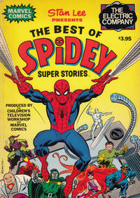 Cover Thumbnail for The Best of Spidey Super Stories (Simon and Schuster, 1978 series)