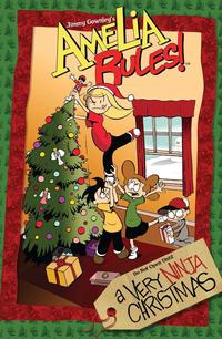 Cover Thumbnail for A Very Ninja Christmas (Simon and Schuster, 2009 series) #[nn]