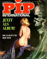 Cover Thumbnail for Pip (Verlags Presse Zürich, 1971 series) #v3#5