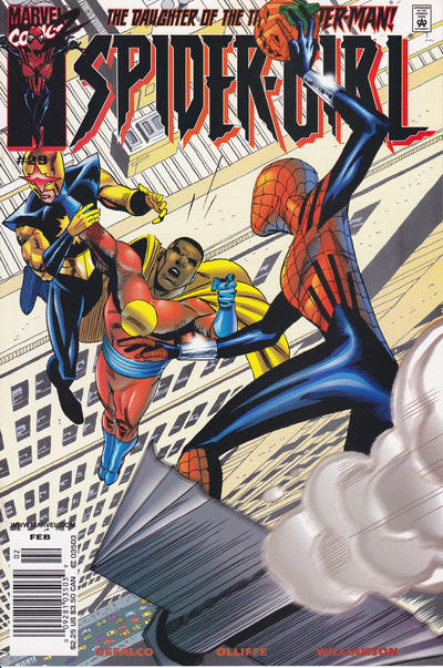 Cover for Spider-Girl (Marvel, 1998 series) #29