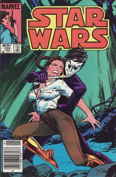 Cover for Star Wars (Marvel, 1977 series) #103 [Direct]