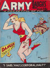 Cover for Army Laughs (Prize, 1941 series) #v6#12