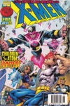 Cover Thumbnail for X-Men (1991 series) #65 [Newsstand Edition]