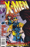 Cover Thumbnail for X-Men (1991 series) #35 [Newsstand Edition]