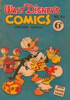 Cover for Walt Disney's Comics (W. G. Publications; Wogan Publications, 1946 series) #43