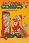 Cover for Walt Disney's Comics (W. G. Publications; Wogan Publications, 1946 series) #39