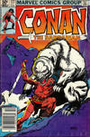 Cover for Conan the Barbarian (Marvel, 1970 series) #127 [Newsstand Edition]