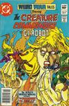 Cover Thumbnail for Weird War Tales (1971 series) #116 [Newsstand]
