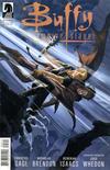 Cover Thumbnail for Buffy the Vampire Slayer Season 10 (2014 series) #5 [Steve Morris Cover]