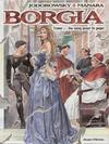 Cover for Borgia (Albin Michel, 2004 series) #1 -  Du Sang pour le Pape