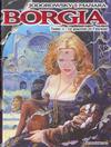 Cover for Borgia (Albin Michel, 2004 series) #2 -  Le Pouvoir et l'Inceste