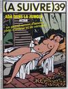 Cover for (À Suivre) (Casterman, 1977 series) #39