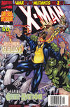 Cover Thumbnail for X-Man (1995 series) #50 [Newsstand Edition]