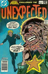 Cover for The Unexpected (DC, 1968 series) #207 [Newsstand]