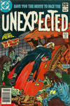 Cover for The Unexpected (DC, 1968 series) #208 [Newsstand]