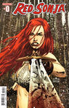 Cover for Red Sonja (Dynamite Entertainment, 2013 series) #0