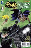 Cover for Batman '66 Meets Green Hornet (DC, 2014 series) #1 [Michael Allred Variant Cover]