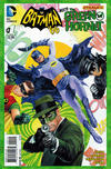 Cover for Batman '66 Meets Green Hornet (DC, 2014 series) #1 [2nd Printing]