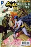 Cover for Batman '66 Meets Green Hornet (DC, 2014 series) #2