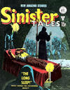 Cover for Sinister Tales (Alan Class, 1964 series) #150