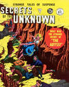 Cover for Secrets of the Unknown (Alan Class, 1962 series) #166