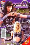 Cover for Xena: Warrior Princess vs Callisto (Topps, 1998 series) #1 [photo cover A]