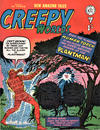 Cover for Creepy Worlds (Alan Class, 1962 series) #51